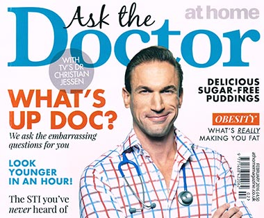 Ask the Doctor at home magazine
